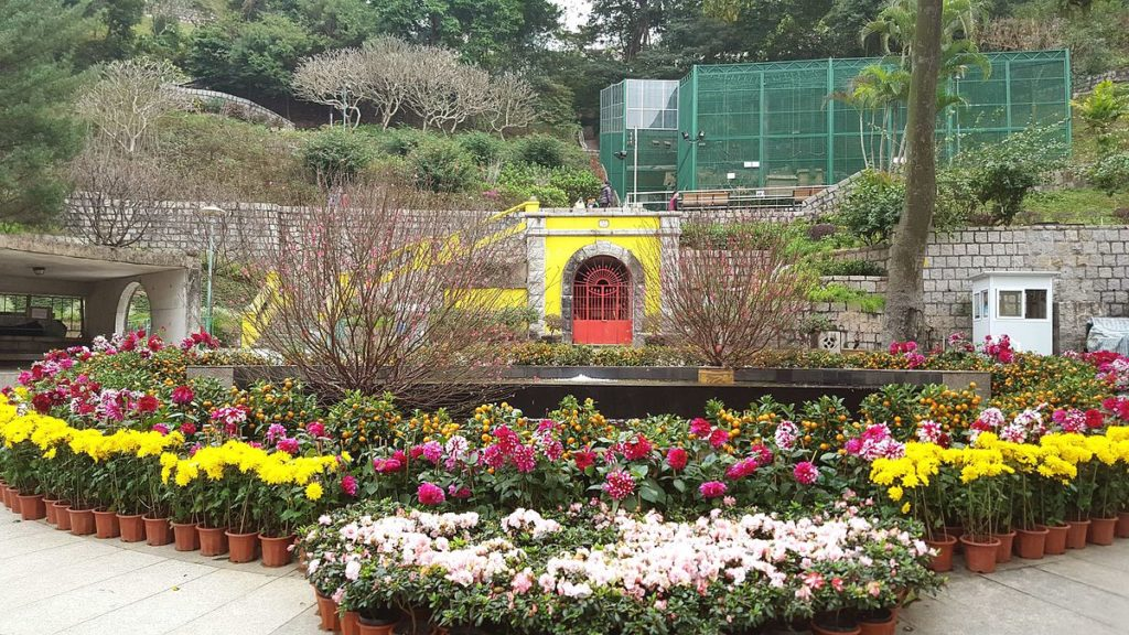 10 Best Places To Visit In Macau - Flora Garden Macau