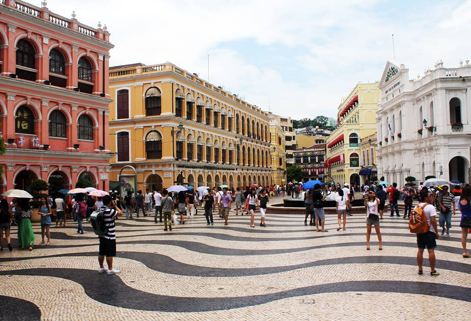 Best Places To Visit In Macau - Senado Square