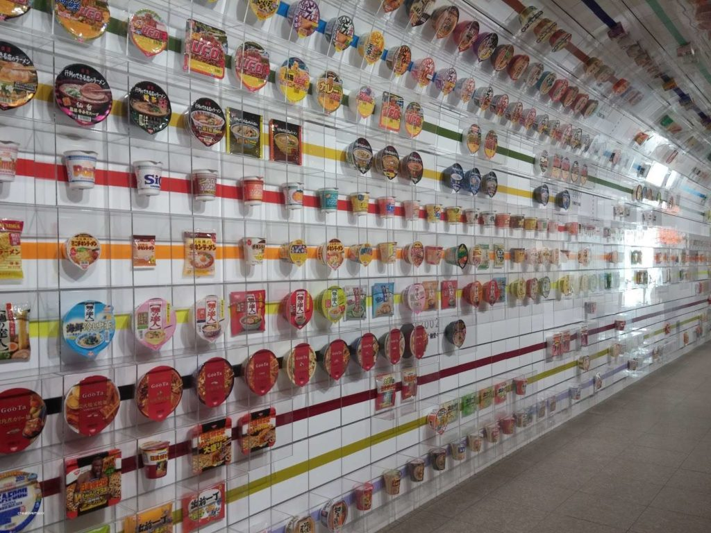 instant ramen museum Best of Bud Friendly Osaka Ramen Museum Beer Factory Tour Cheesecake