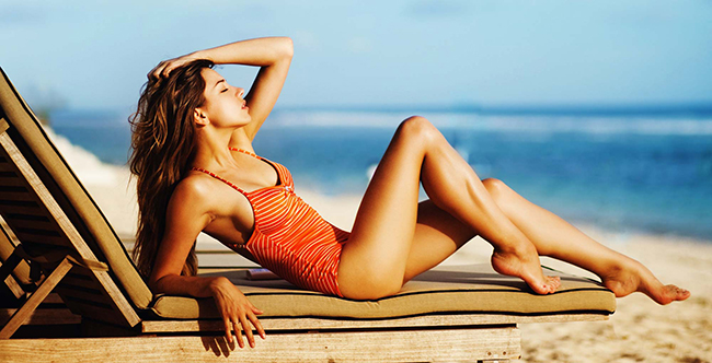 Best Countries To Get A Tan Women