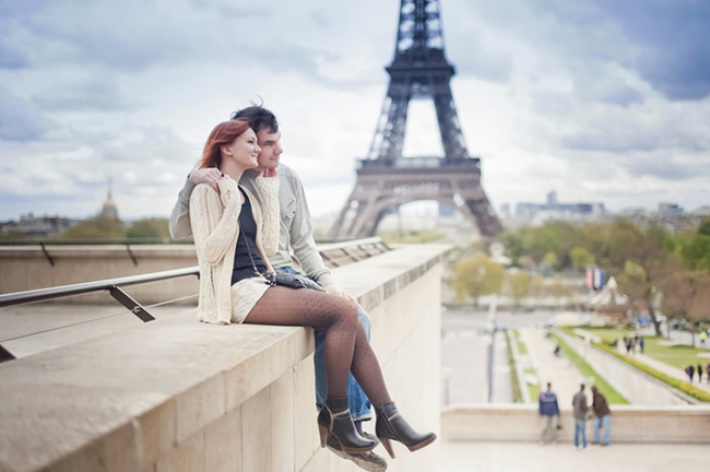 Best Places For Honeymoon In Europe! Eiffel