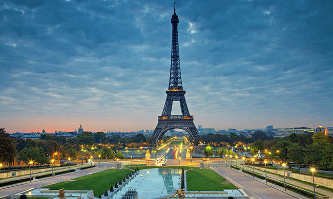 Best Places For Honeymoon In Europe! France