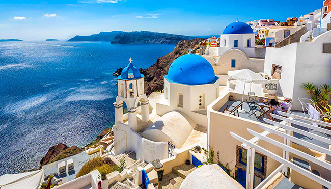 Best Places For Honeymoon In Europe! Greece