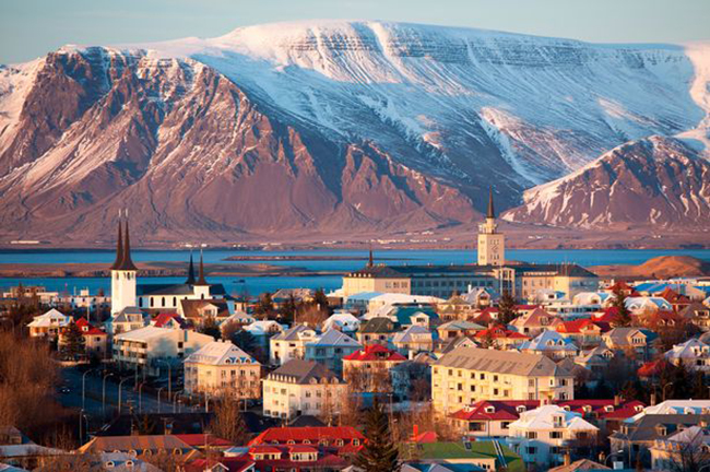 Best Places For Honeymoon In Europe! Iceland