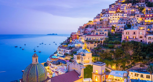Best Places For Honeymoon In Europe! Italy
