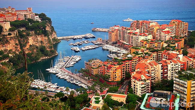 Best Places For Honeymoon In Europe! Monaco