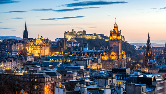 Best Places For Honeymoon In Europe! Scotland