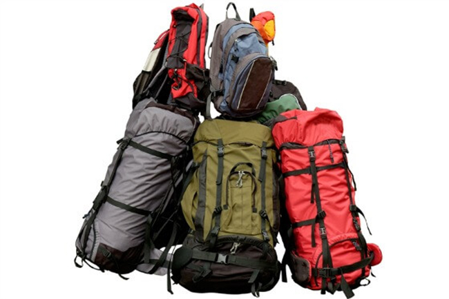 Tips 8: Bawa Backpack, Bukannya Bagasi