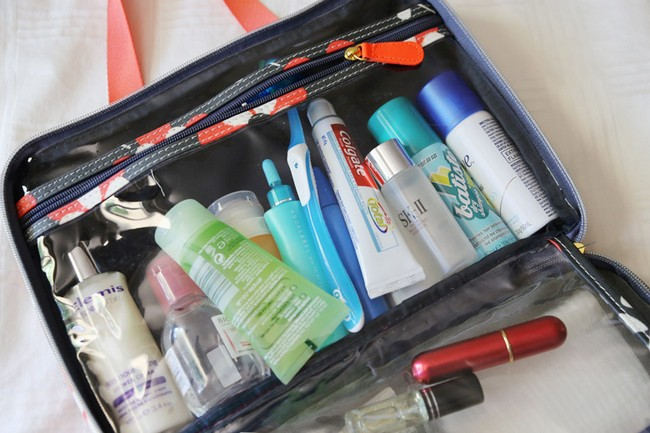 Tips 5: Mini Toiletries