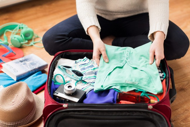 Are How to Pack for a Month