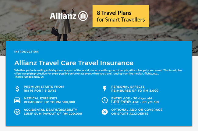 How to cut costs while travelling Allianz