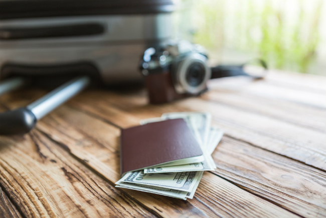 How to cut costs while travelling Wallet