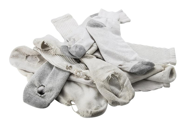 Packing Light Socks