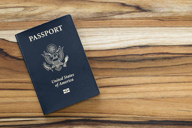 Passport Is Lost Or Stolen While Travelling Overseas New Passport