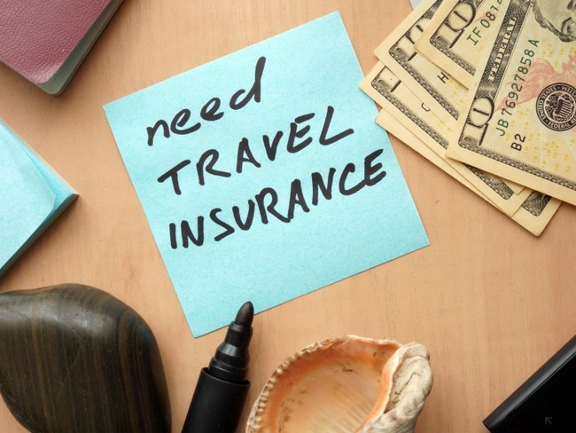 The Travel Insurance Cover