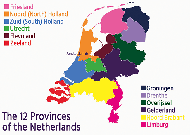 You Need To Know About The Netherlands Maps