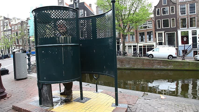 You Need To Know About The Netherlands Urinals