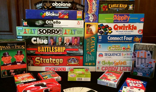 The Best Family Travel Board Games