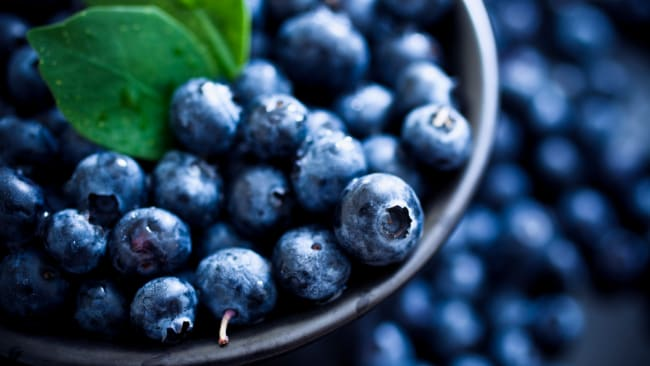 Blueberries As Healthy Food To Eat