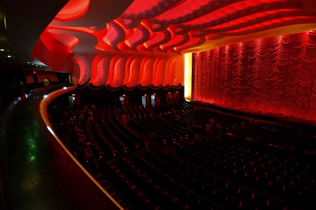 Make Coolest Movie Theaters In The World