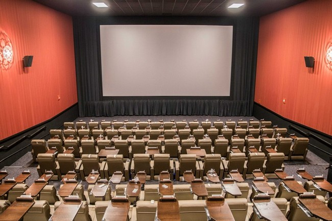 This Coolest Movie Theaters In The World
