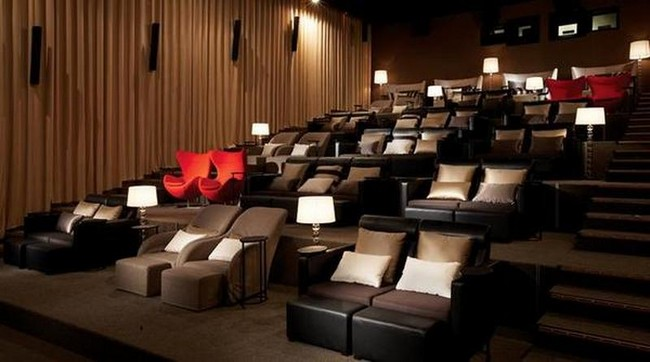 Ware Coolest Movie Theaters In The World
