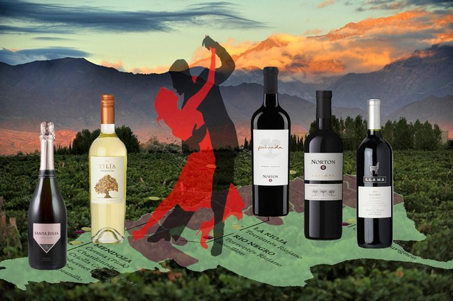 This is Countries that offer the best wines