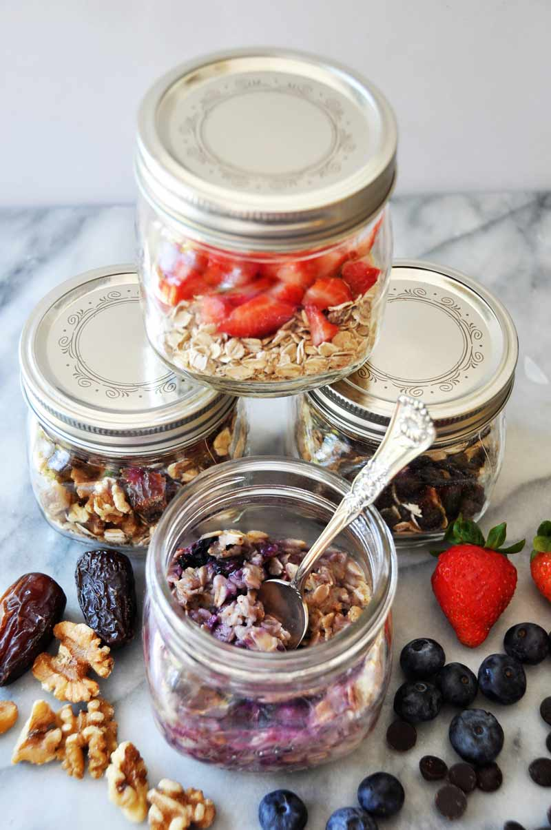 Healthy Meals Under 12 Minutes Or Less As Oatmeal