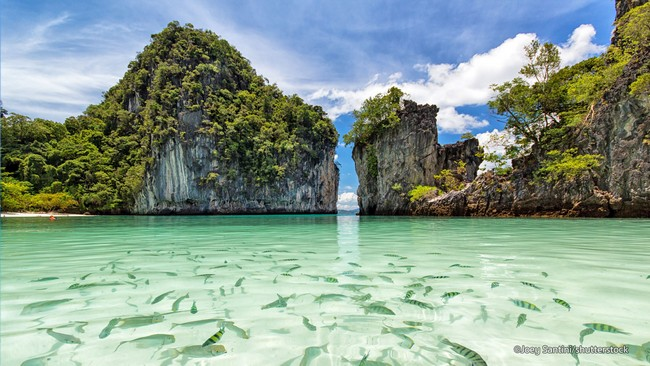 What the Islands to visit