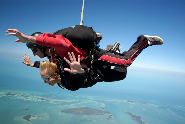 Others Jaw Dropping Places For Skydiving