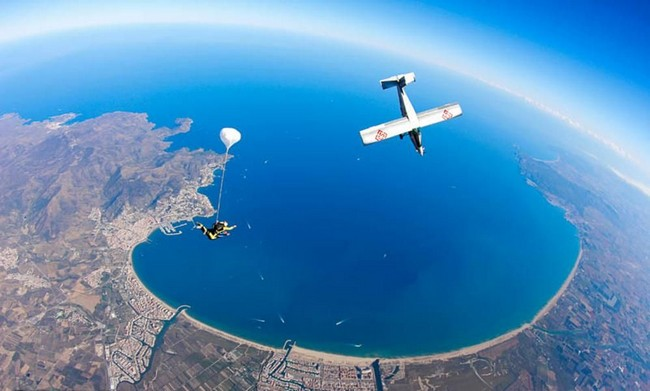 What Jaw Dropping Places For Skydiving