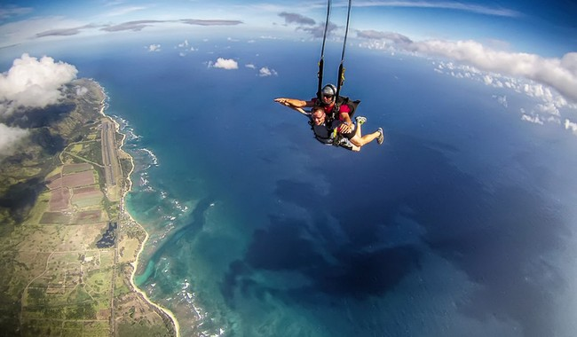 How Jaw Dropping Places For Skydiving