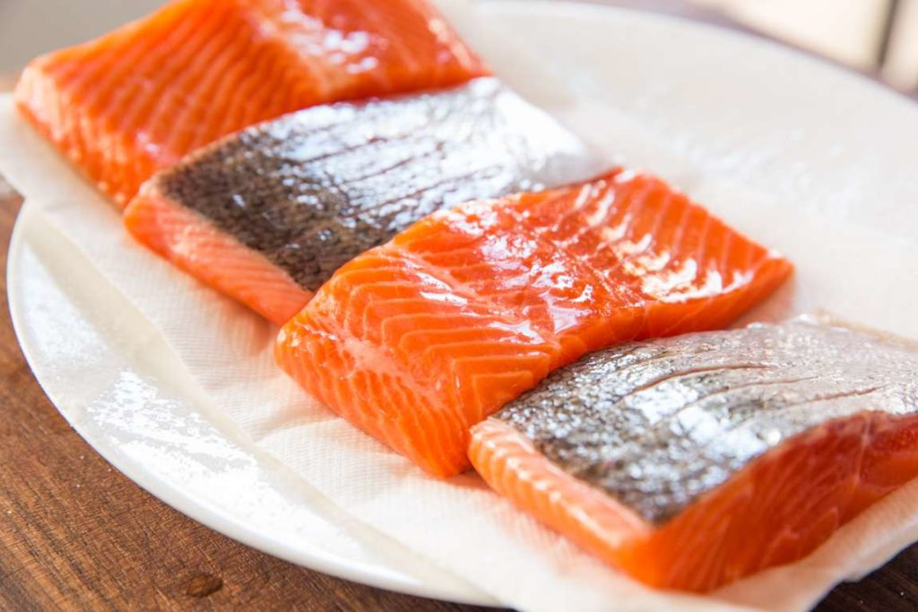 Salmon As Healthy Food To Eat