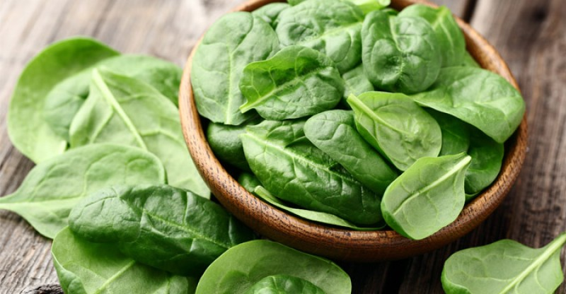 Spinach As Healthy Food To Eat