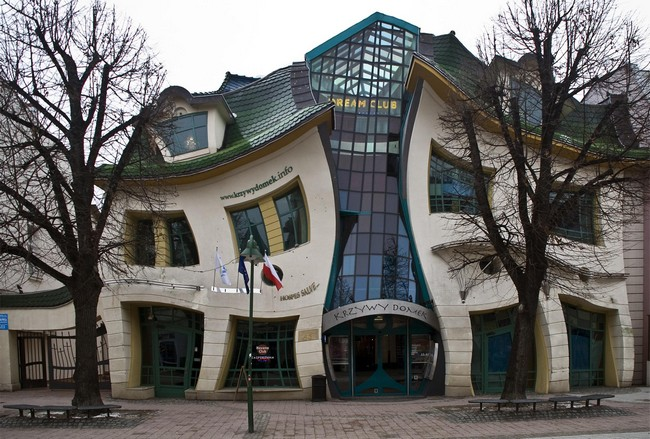 The Strangest Building In The World