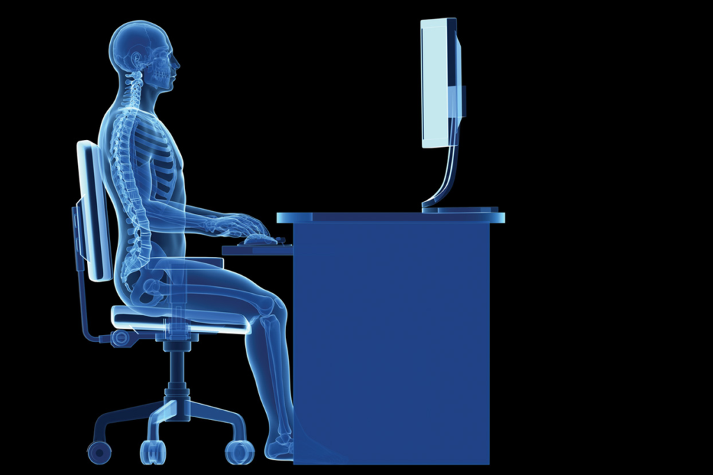 Tips to effortlessly improve your health by have a good posture