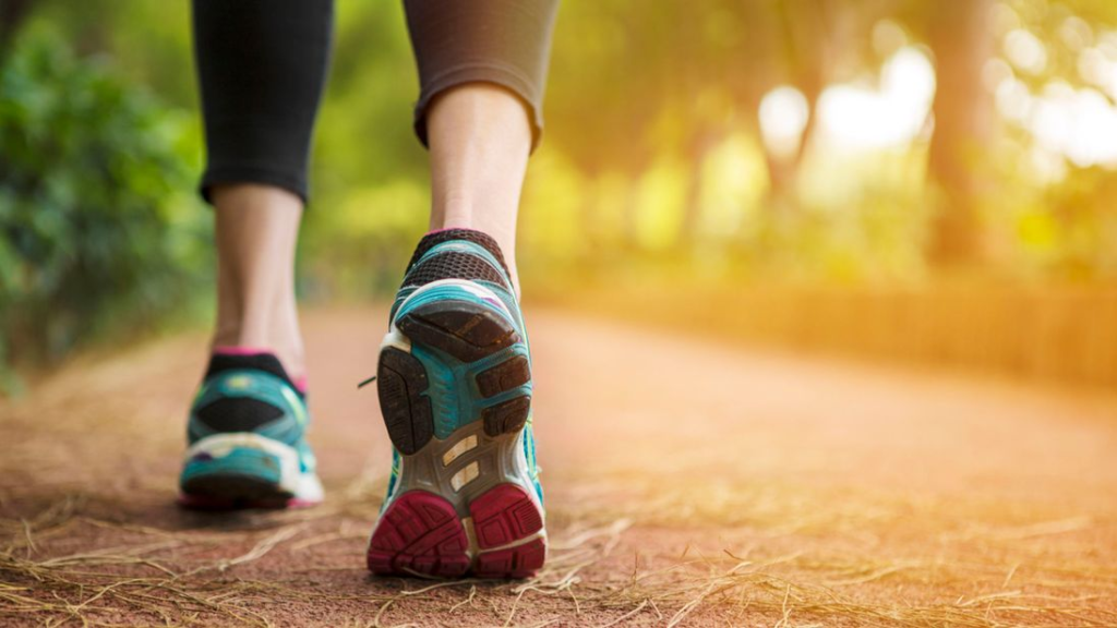 Tips to effortlessly improve your health by take a walk