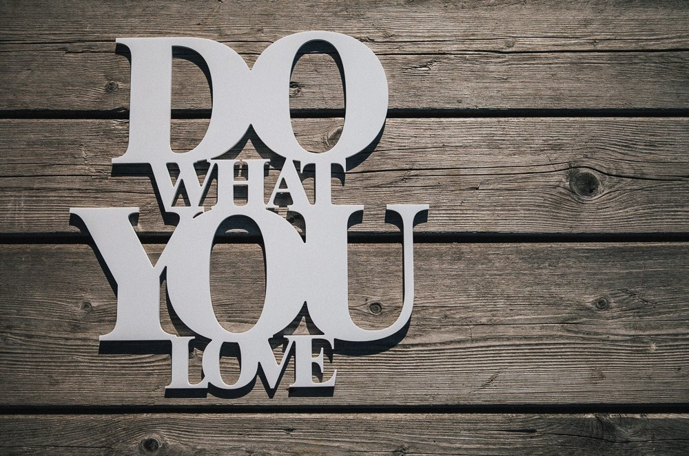 Ways to Live a Happy Life By Do What You Love