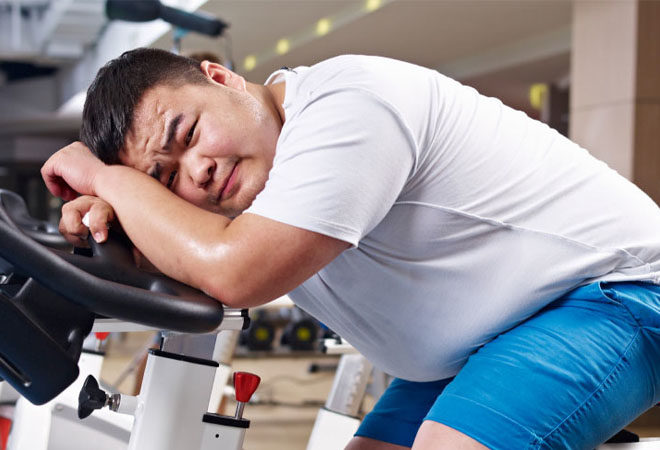 What Happens When You Don't Exercise