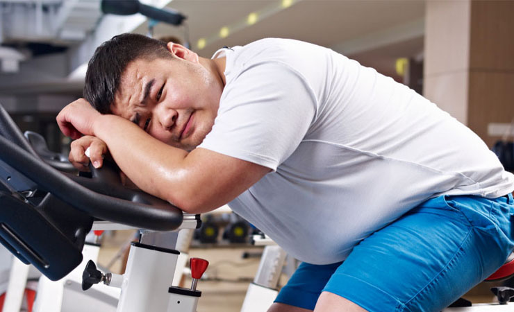 What Happens When You Don't Exercise Frequently