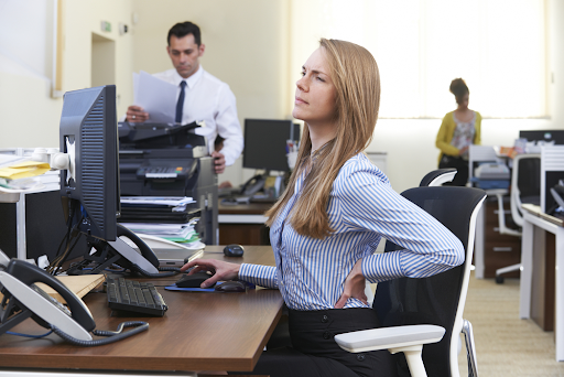 Common Office Injuries and How to Prevent them As Workstation Ergonomics