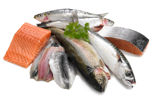 Food to combat high blood pressure As Omega-3