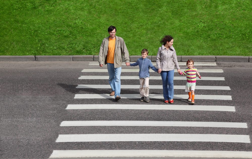 How To Avoid Accidents While You're Driving As Beware of Pedestrians