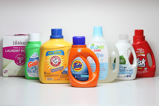 Things People Waste Money On As Having Too much Laundry Detergents