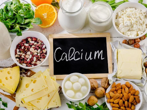 Tips For Healthy Bones As Eat Calcium-Rich Foods