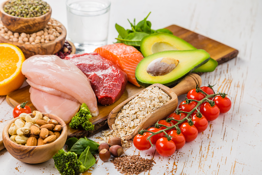 What is high blood pressure by plan a healthy diet