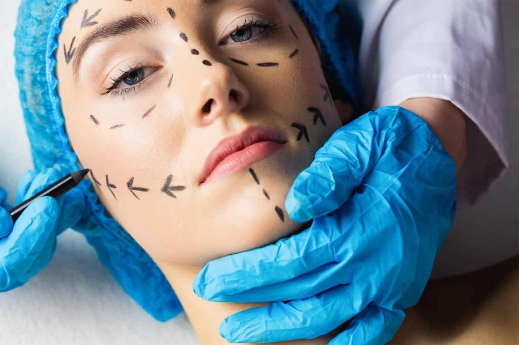What is not covered by Medical Card As Plastic Surgery