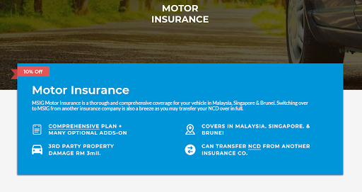 Car Insurance in Malaysia and Buy From PolicyStreet
